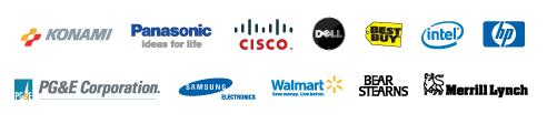 end client logos